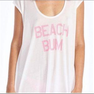 WILDFOX Swim Beach Bum tunic